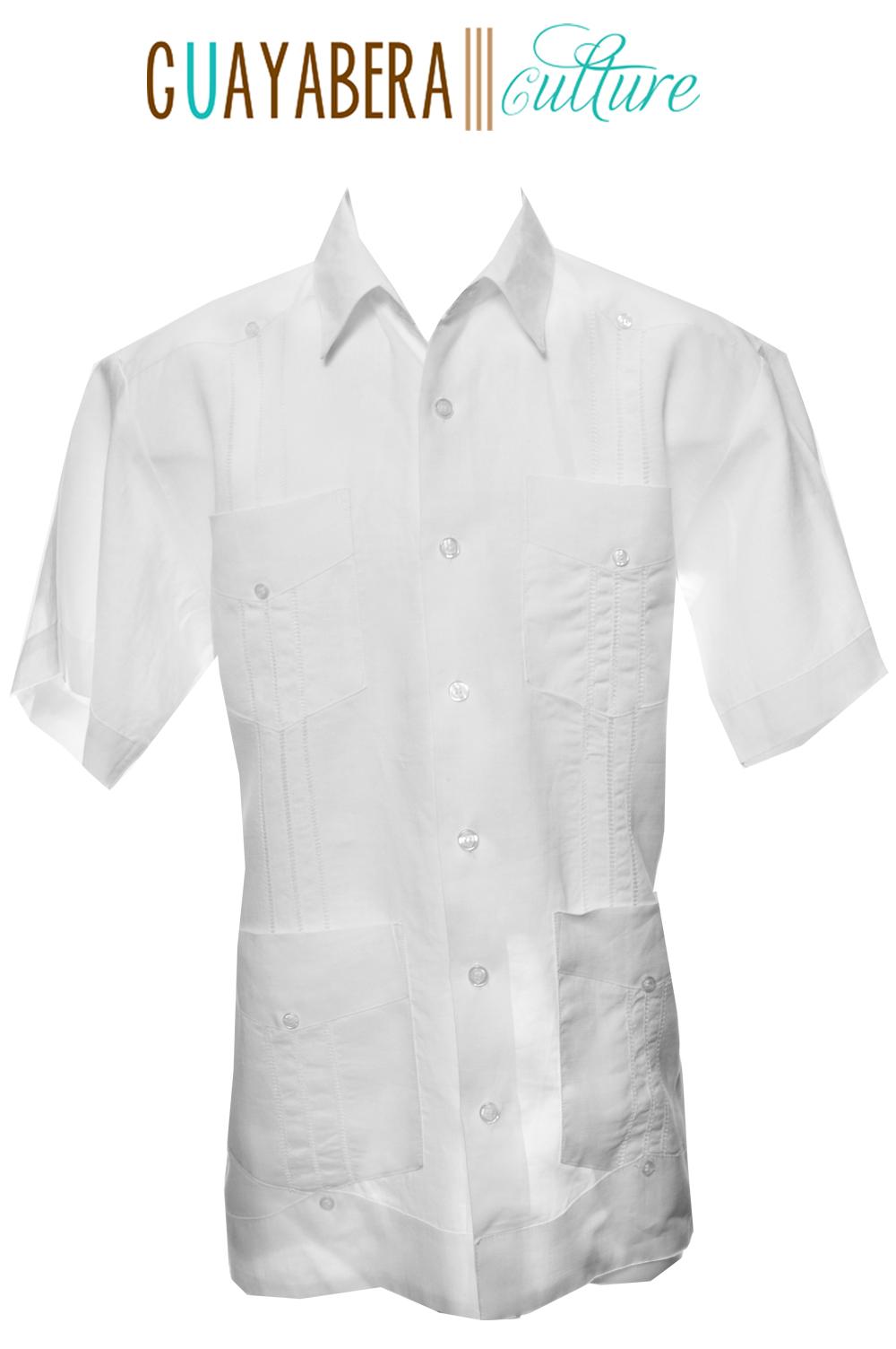 fbf182e7a0 Miami Short Sleeve Guayabera