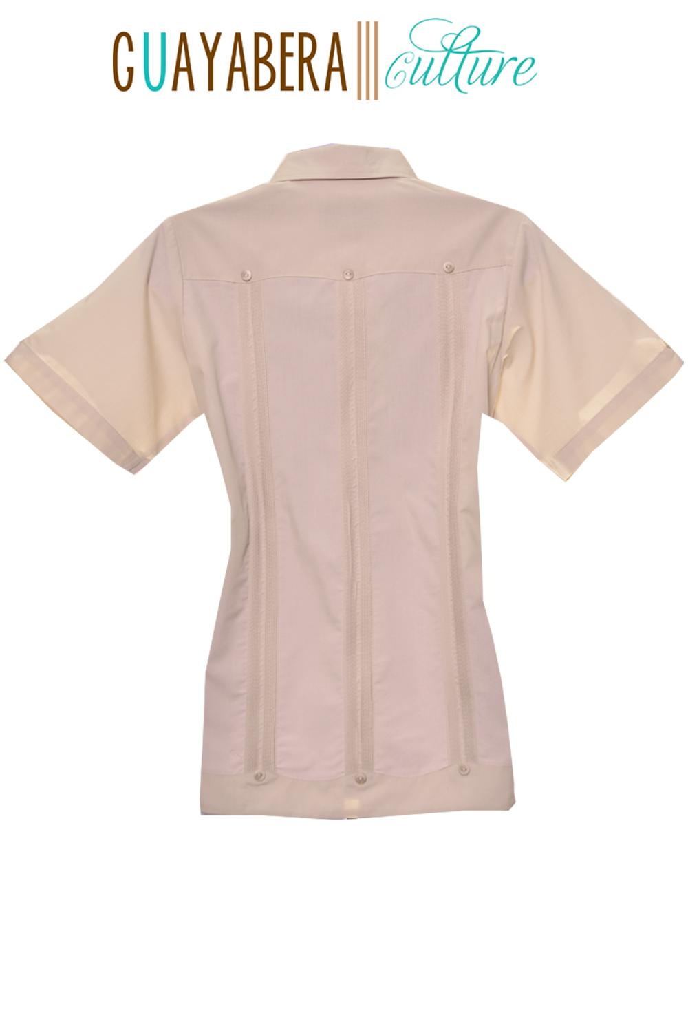traditional short sleeve ladies guayabera guayabera culture